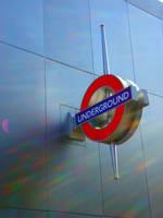 Underground Sign by jemmans