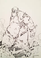 pen sketch 01 final by TeuvoH