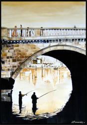 Water Under The Bridge by BlueZest