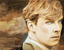 Benedict Cumberbatch-06 by BlueZest