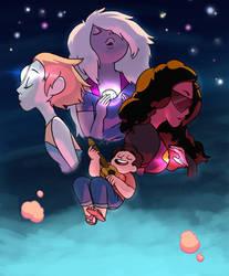 Steven Universe by Megumi-Sempai