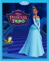 The Princess and the Frog by enigmawing