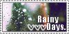 Rainy Days. by MyLastBlkRose