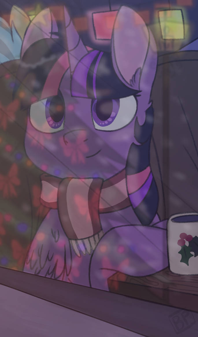 Bright night by GlitterStar2000