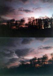Beautiful Sunrise by IKilledSociety