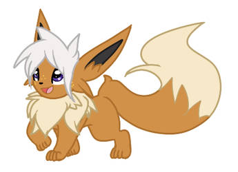 Chase the Eevee by Endless-Raising