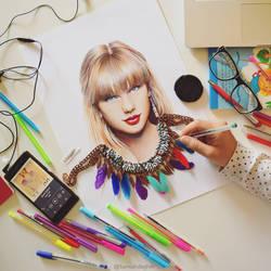 Taylor by samiahdagher