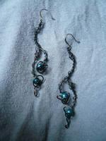 Ecium Earrings by Starlit-Sorceress