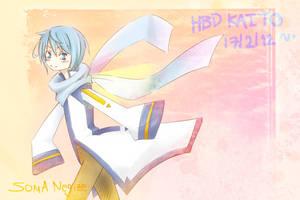 HBD Kaito nii-san XD~ by Negize