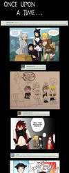 RWBY Group Community Comic 7 by knives4cash