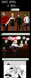 RWBY Group Community Comic 11 by knives4cash
