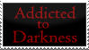 addicted to darkness by KunstRitter