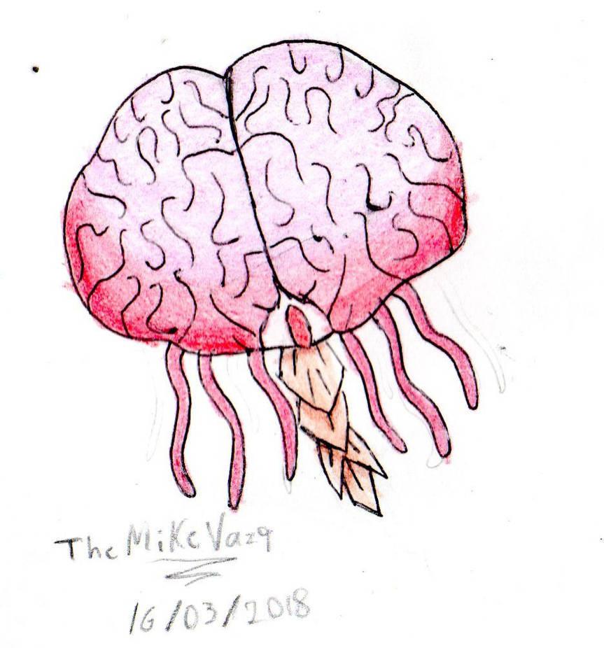 Brain Of Cthulhu Terraria By Themikevazq By Themikevazq On Deviantart