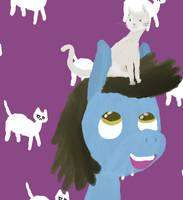 Catty by elnachato