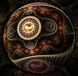 Sphere 5 by Sepikmari