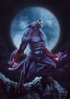 Werewolf by monorok