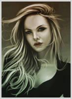 portrait study 4 by monorok