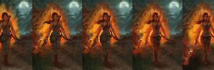 Tomb Raider process by monorok