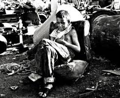 child worker 2 by aykanozener
