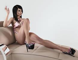 Clara Full Body Shot by Digital-Touch