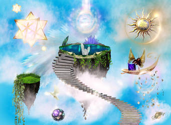 Fantasyworld by AngelWingsdesign