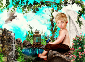 AngelBoy by AngelWingsdesign
