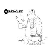 Digital sketch by renecordova