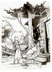 Personal comic by renecordova
