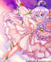 Gift: YamiePuff by kashiyuki