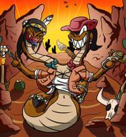 Monster Gurls!: 4-Naga by BLARGEN69