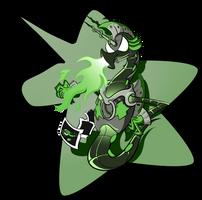 Seeborg Unicorn Attack by BLARGEN69
