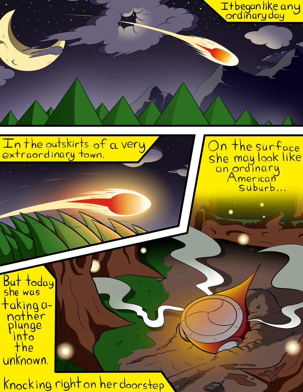 Astronautical Episode 5- Page 1 by BLARGEN69