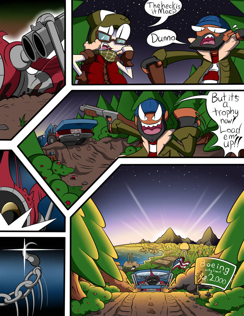 Astronautical Episode 5- Page 4 by BLARGEN69