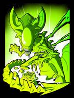 Killer Queen by BLARGEN69