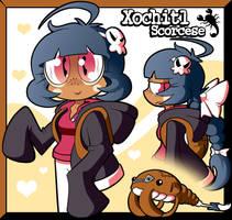 Xochitl Scorcese by BLARGEN69