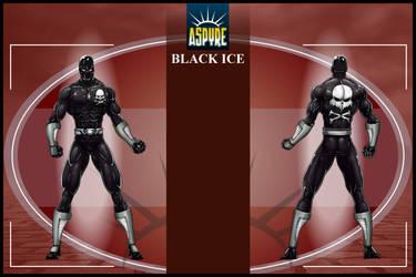 Black Ice Turnaround by gwdill
