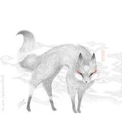KK the Fox by zestzero