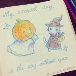 My scariest day by zestzero