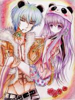 Art Trade 1 by AkiraYumi