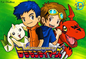 Digimon Tamers 2 by Mysterious-D