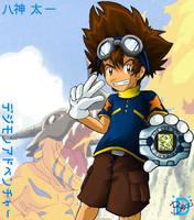 Taichi AGAIN by Mysterious-D