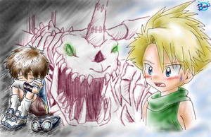 Taichi's Nightmare Finished by Mysterious-D
