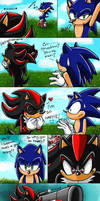 Sonic the mini comic 2 by Mysterious-D