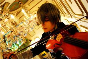 Kuroshitsuji the Musical- Ciel by juunana