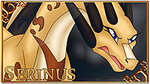 ZR - Serinus Stamp by DragonOfIceAndFire