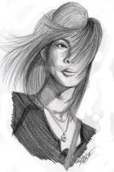 Toshiya sketch by tschoenni