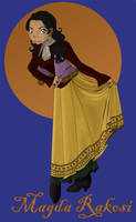 Magda Rakosi by skelly-jelly
