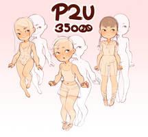 P2U cuties base by mint-muffin