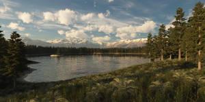 Lake by SwissAdA