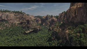 The secret canyon by SwissAdA